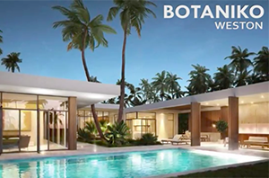 Botaniko Weston – A PRIVATE ENCLAVE OF 125 MODERN LUXURY HOMES